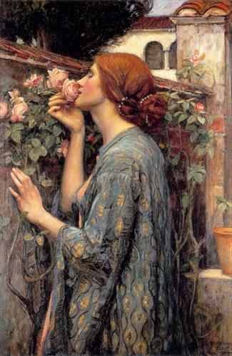 Άννα Αγγελοπούλου: Η ψυχή του τριαντάφυλλου. Ένας πίνακας του ...