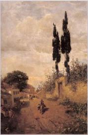 Χωριό του Πηλίου, π. 1886-1890